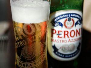 Birra Peroni _ Italiaanse Pils uit Rome